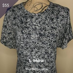 Brand New LuLaRoe Maria Dress!!